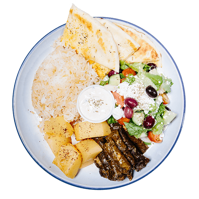 vegetable-plate