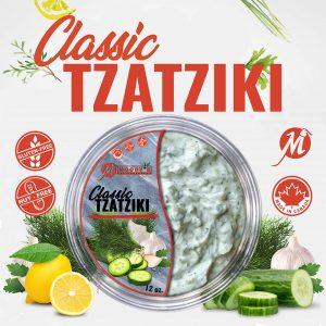 Classic Tzatziki